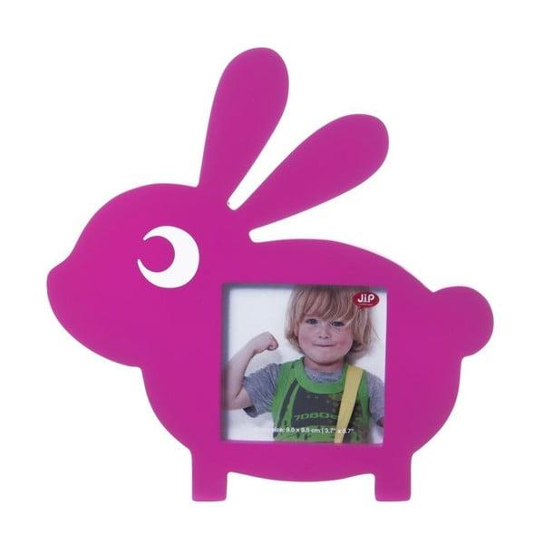 Fotorámeček Robbie the Rabbit Pink