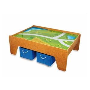 Drevený hrací stôl Legler Playtable