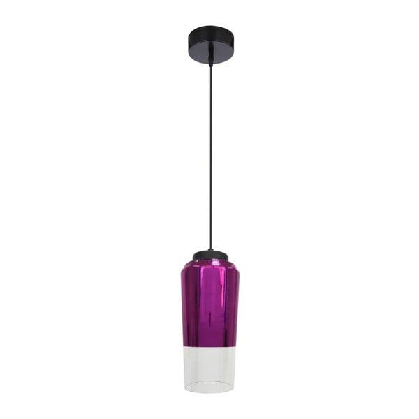 Svetlo Candellux Lighting Tube 13, fialové