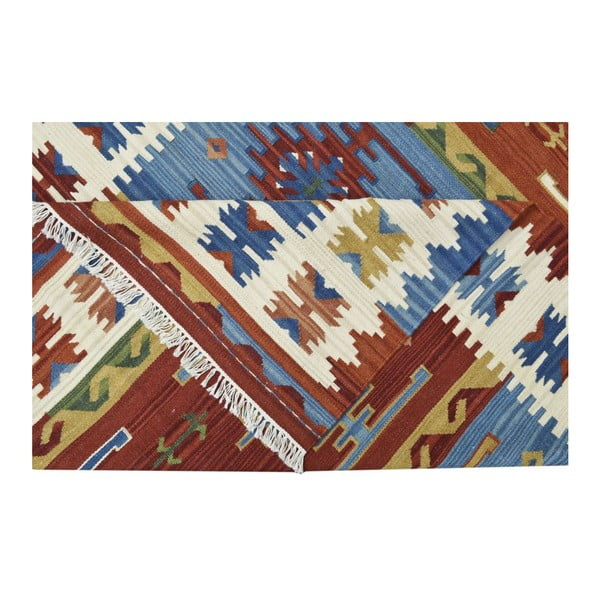 Ručne tkaný koberec Kilim Classic 10 D Mix, 170x230 cm