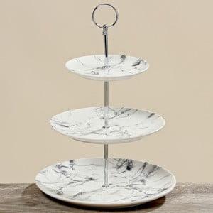 Etažér Marble, 34 cm