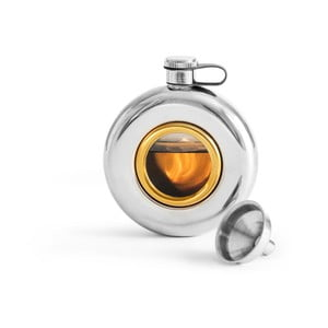 Antikoro ploskačka Sagaform Pocket Flask, 130 ml