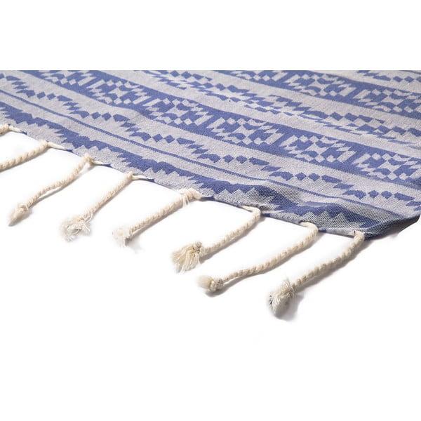 Hammam osuška Heritage, modrá