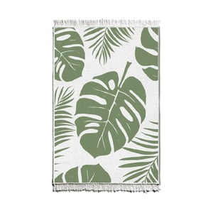Obojstranný koberec Leaf, 100×150 cm