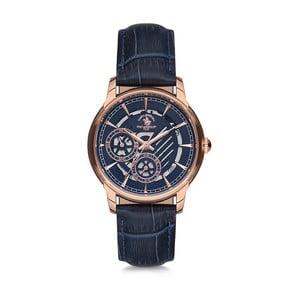 Dámske hodinky s koženým remienkom Santa Barbara Polo & Racquet Club Simon