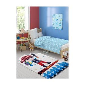 Detský koberec Confetti Parrot, 100×150 cm