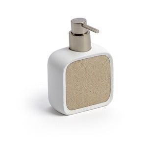 Béžový dávkovač na mydlo La Forma Marwa