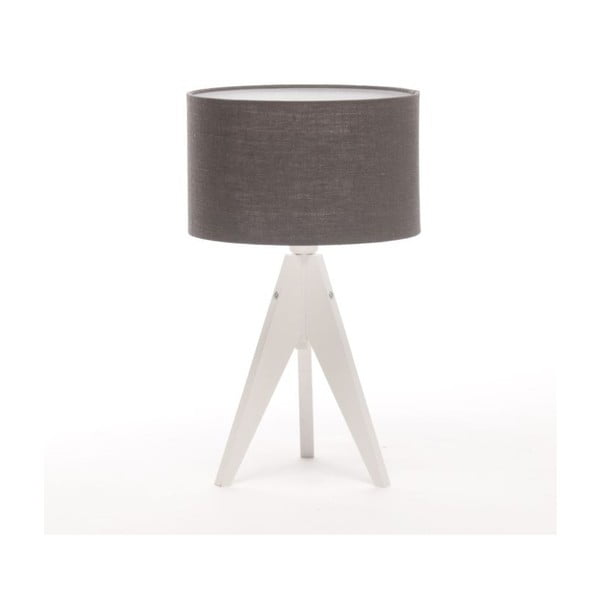 Stolová lampa Artist Classic Birch White/Anthrazite