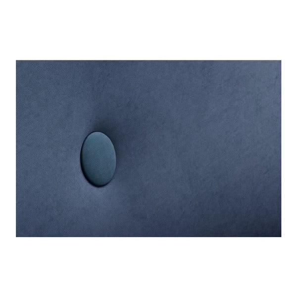 Leňoška Stella Navy Blue s opierkou na pravej strane