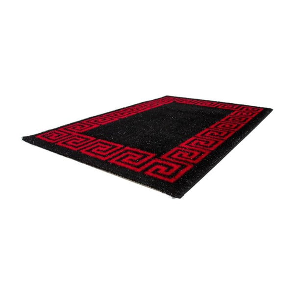 Koberec Fortune 255 Black, 160x230 cm