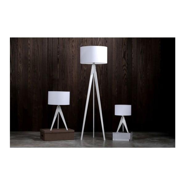 Stolová lampa Artist Birch White/White
