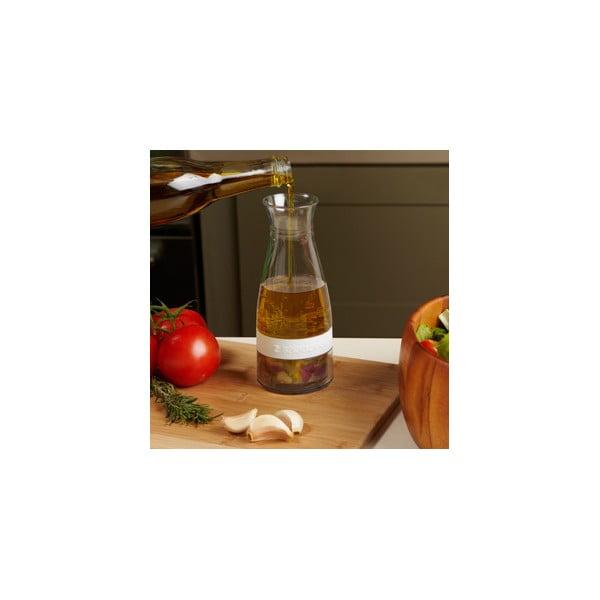 Saladzinger, fľaša na domáce drezingy a oleje