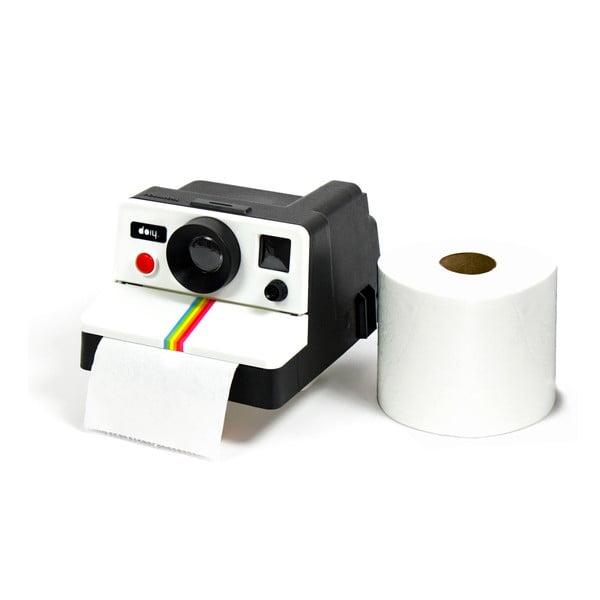 Držiak na toaletný papier Polaroll White