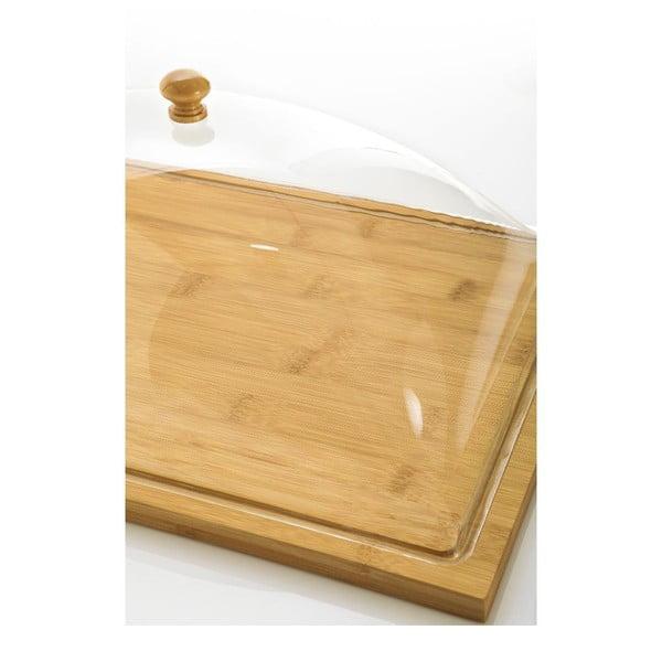 Bambusová nádoba na maslo Bambum Almendro