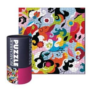 Puzzle Remember Botanica,500ks