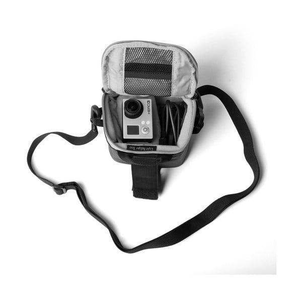 Taška na fotoaparát Light Delight 300, šedá