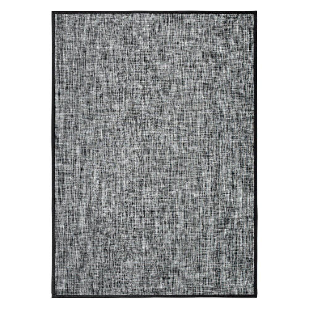 Sivý vonkajší koberec Universal Simply, 150 x 100 cm