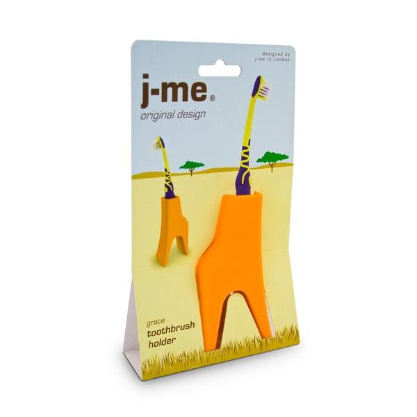 Stojan na zubnú kefku J-Me Giraffe Grace