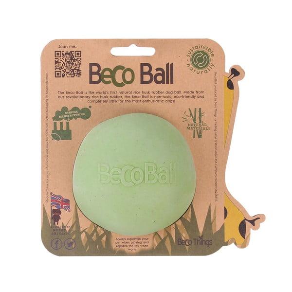 Loptička Beco Ball 8.5 cm, zelená