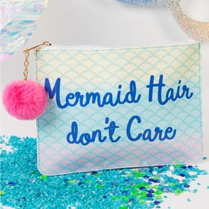 Kozmetická taštička/peňaženka Now or Never Mermaid Tales Make Up Pouch