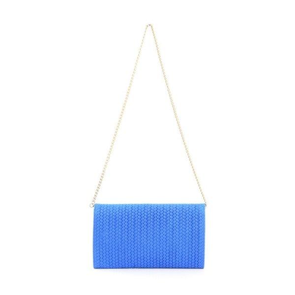 Kožená kabelka Yaelle, modrá