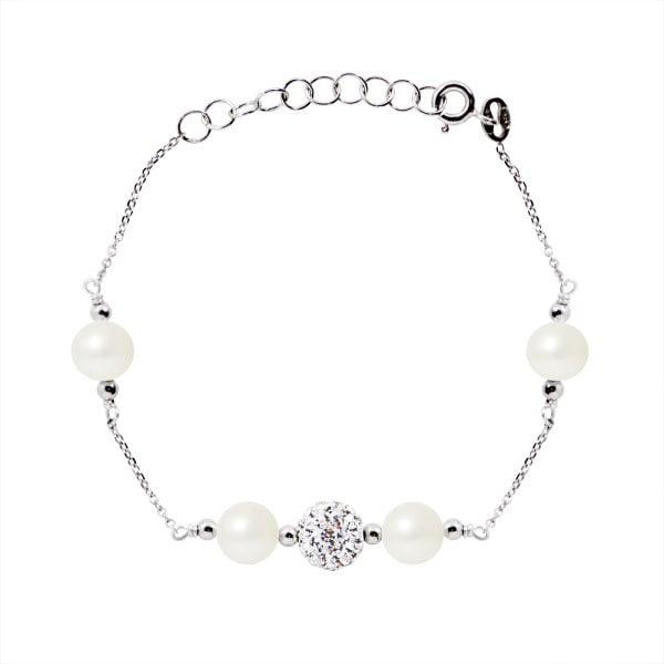 Náramok s riečnymi perlami Giannis