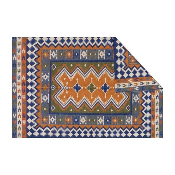 Vlnený koberec Kilim No. 733, 155x240 cm
