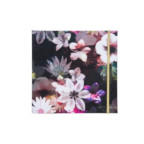 Týždenný organizér Tri-Coastal Design Flowers