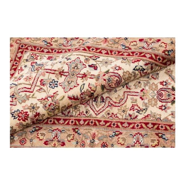 Ručne viazaný koberec Kashmirian, 155x92 cm