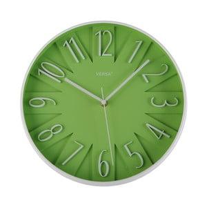 Nástenné hodiny Versa Lime