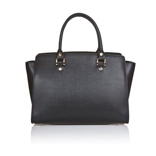 Kožená kabelka Markese 2391 Black
