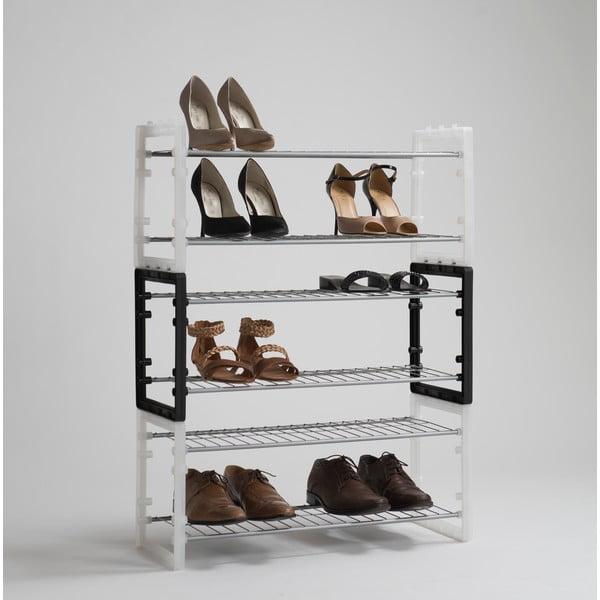 Trojposchodový stojan na topánky Shoe Rack