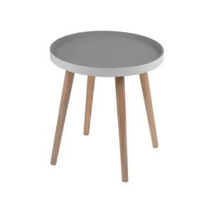 Stolík Simple Table 48 cm, sivý