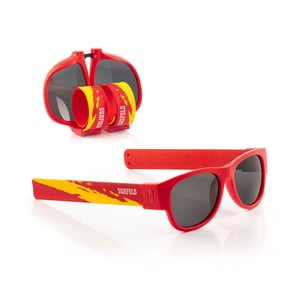 Rolovacie Slnečné Okuliare Sunfold Mondial Spain Red