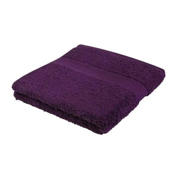 Osuška New York Uni Violet, 70x140 cm