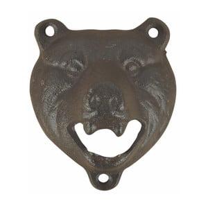 Liatinový otvárač na fľaše medveď Ego Dekor