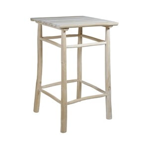 Odkládací stolík z teakového dreva Santiago Pons Capri