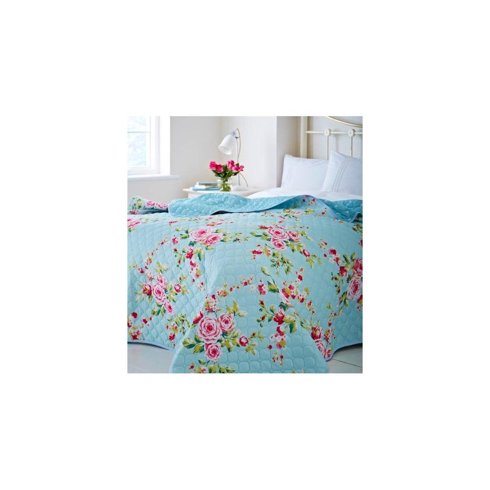 Pléd na posteľ Catherine Lansfield Canterbury, 240 × 260 cm