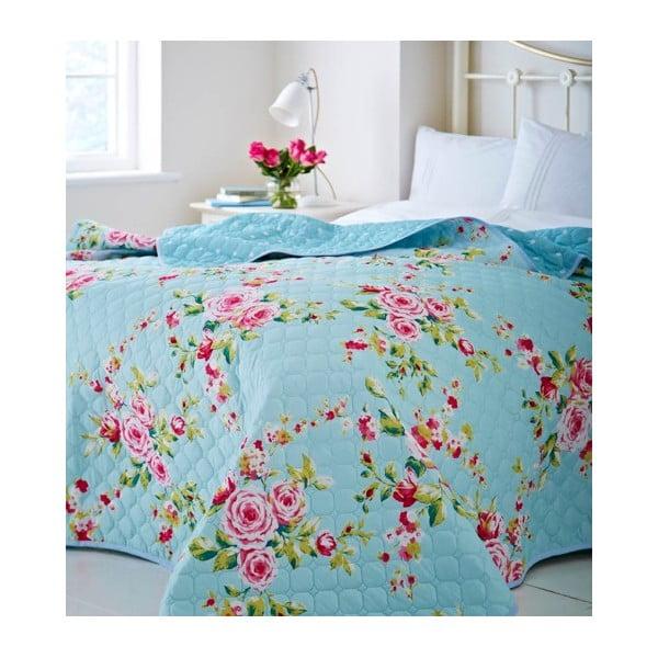 Pléd na posteľ Catherine Lansfield Canterbury Plague, 240 x 260 cm