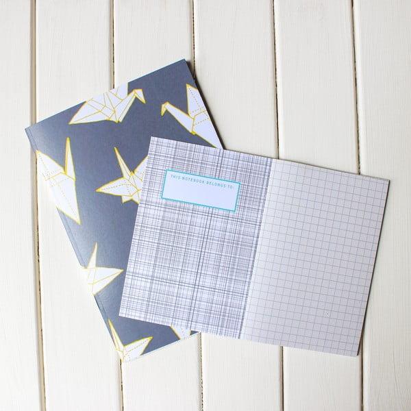 Zápisník Cranes A5