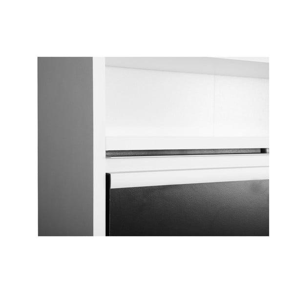 Multifunkčný pracovný stôl Optium Black