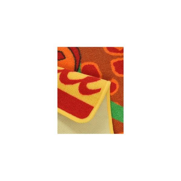 Kuchynský koberec Hot Chilli, 67x180cm