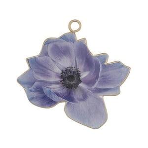 Kovová dekorácia v tvare kvetiny A Simple Mess Olfen