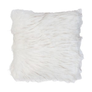 Biela obliečka na vankúš Clayre & Eef Fur