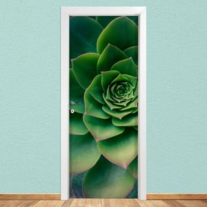 Samolepka na dvere LineArtistica Zelia, 80×215 cm