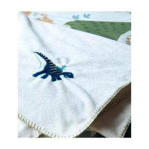 Detská deka Catherine Lansfield Dino, 120x150cm
