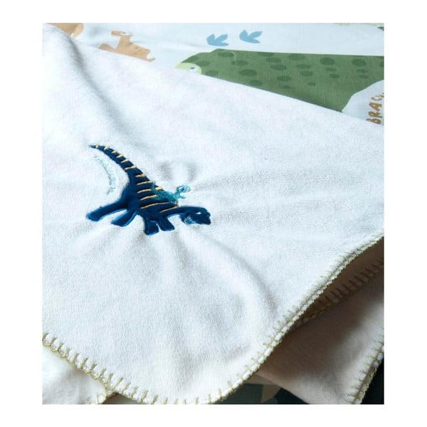 Detská deka Catherine Lansfield Dino, 120×150cm