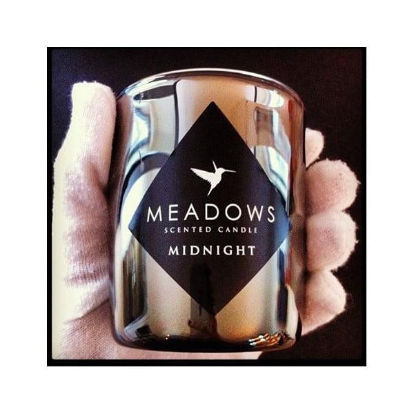 Sviečka Midnight Maxi 150 hodín - kadidlo, jantár, pínia