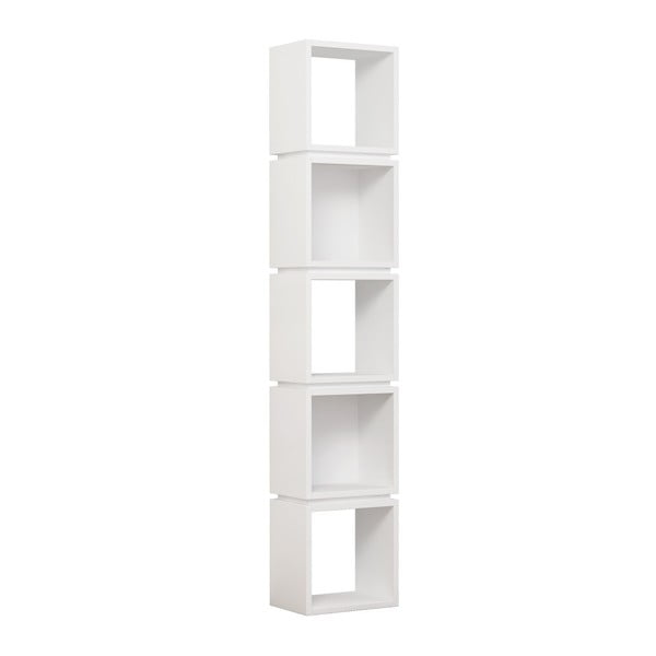 Biela knižnica Multi White