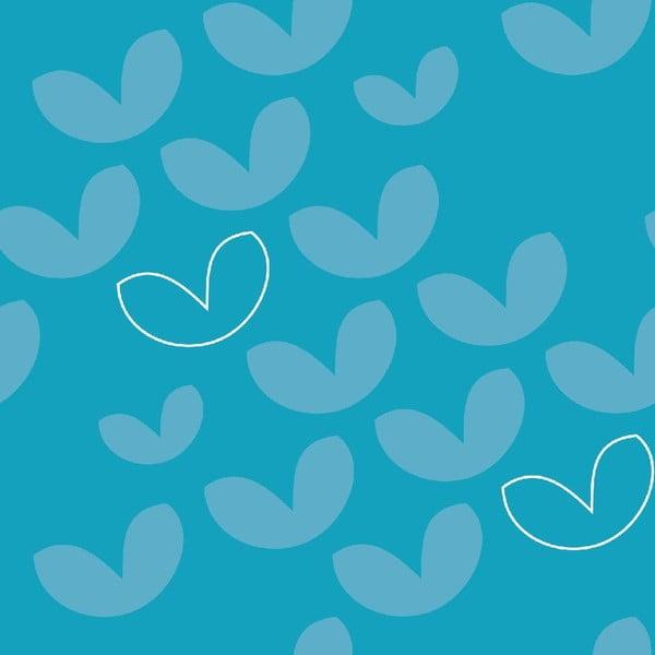 Tapeta Heartvaria Turquoise